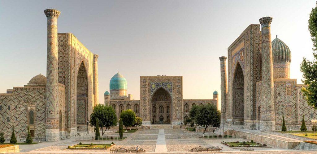 Registan-Samarkand-Uzbekistan