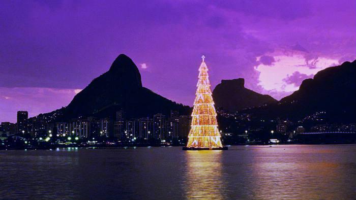 Fotos De Navidad En Brasil.Cuando Viajar A Brasil Preparate Para Viajar Al Pais Carioca