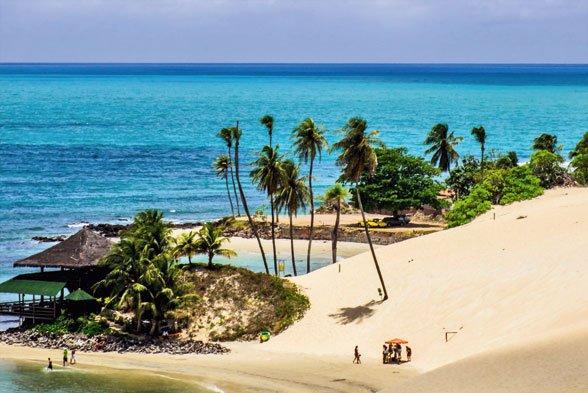 Brasil Las 10 Mejores Playas De Brasil Que Debes Visitar